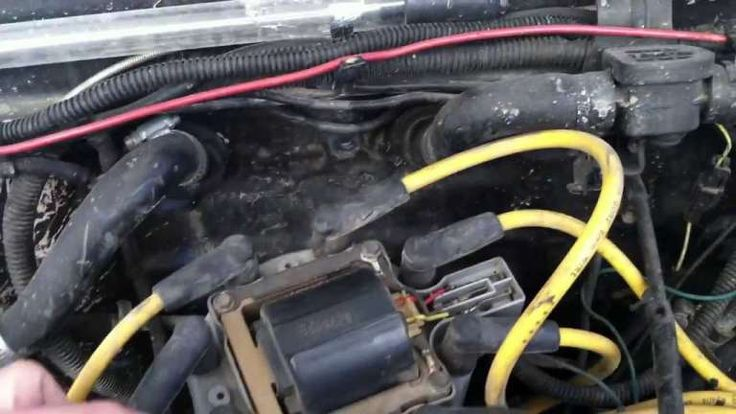 Chevy 305 Engine Wiring Diagram And Chevy Sbc Spark Plug