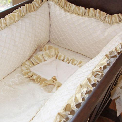 Little Bunny Blue | Royal Palace Cradle Bedding                                                                                                                                                                                 More