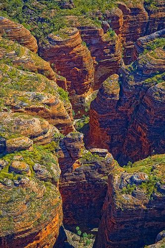 Bungle Bungle Ranges (Purnululu), Western Australia
