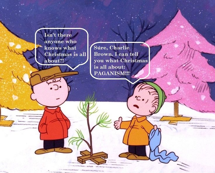This time of year, you are likely to hear the objection that Christmas is a mash-up of pagan belief and Christian celebration. Here are some of the objections or accusations you might meet, and a helpful way to respond.