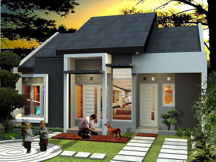 Dekorasi dan Desain Rumah Minimalis Type 45, Contoh Model Dan Desain Rumah Minimalis Type 45 Terbaru
