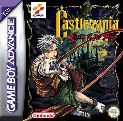 Play Castlevania Circle of the Moon Online FREE GBA