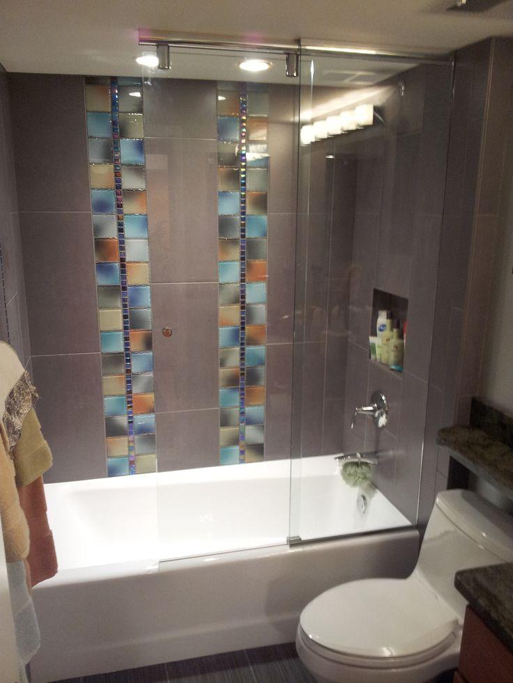 116 best Frameless Shower Enclosures images on Pinterest ...