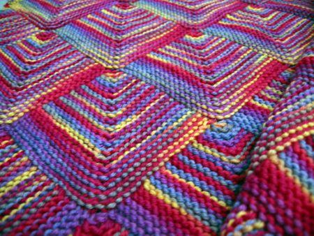 203 best images about Domino knitting - dominostrikk on ...