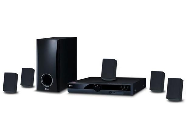 LG's entry- level home cinema system is one of the cheapest ways to get surround sound into your living room. The five dinky, circular speakers and a bulkier subwoofer set around the room should provide a cinematic sound experience. But is the DH3140S cheap and cheerful or will the low cost lead to poor sound? - Which?