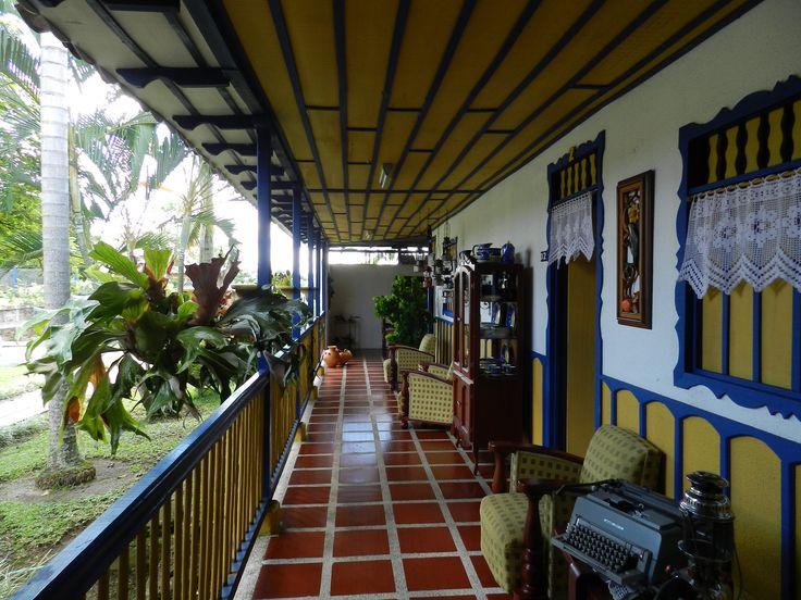 HOTELES FINCAS COLONIALES QUINDIO