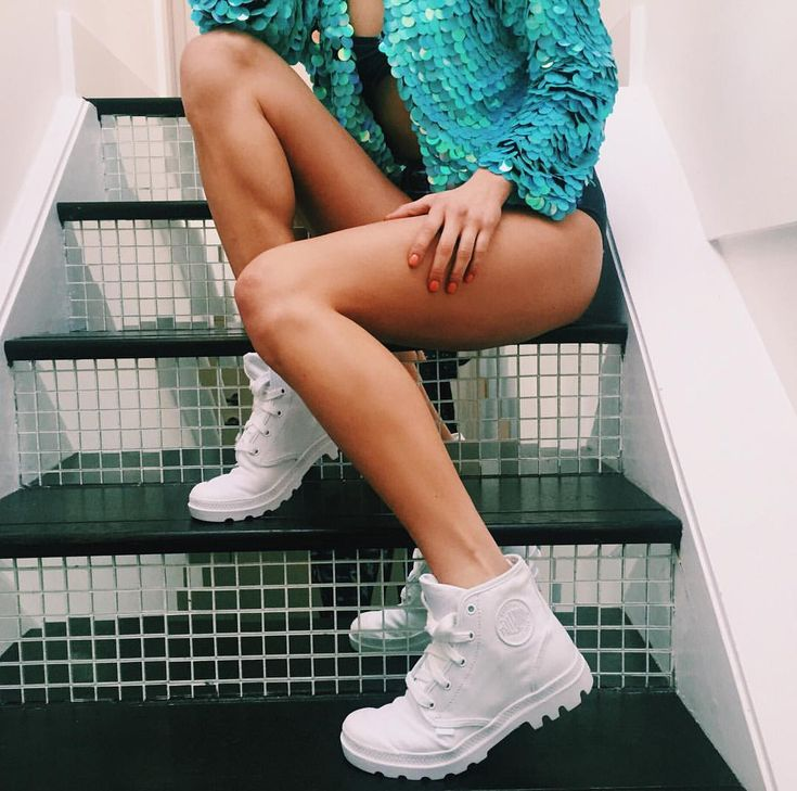 """Ana Tanaka on Instagram: """"Disco Sneaks @palladium_boots X @topshop So much fun today!!!"""""""