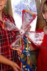 Fox Blocks Windmill