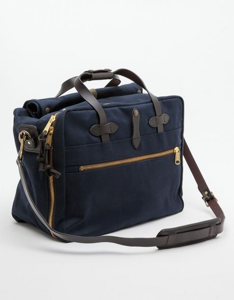 Large Twill Carry-on #travel