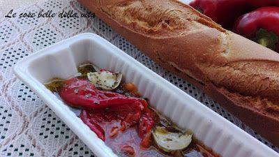 Le Cose Belle della Vita: Peperoni all'insalata