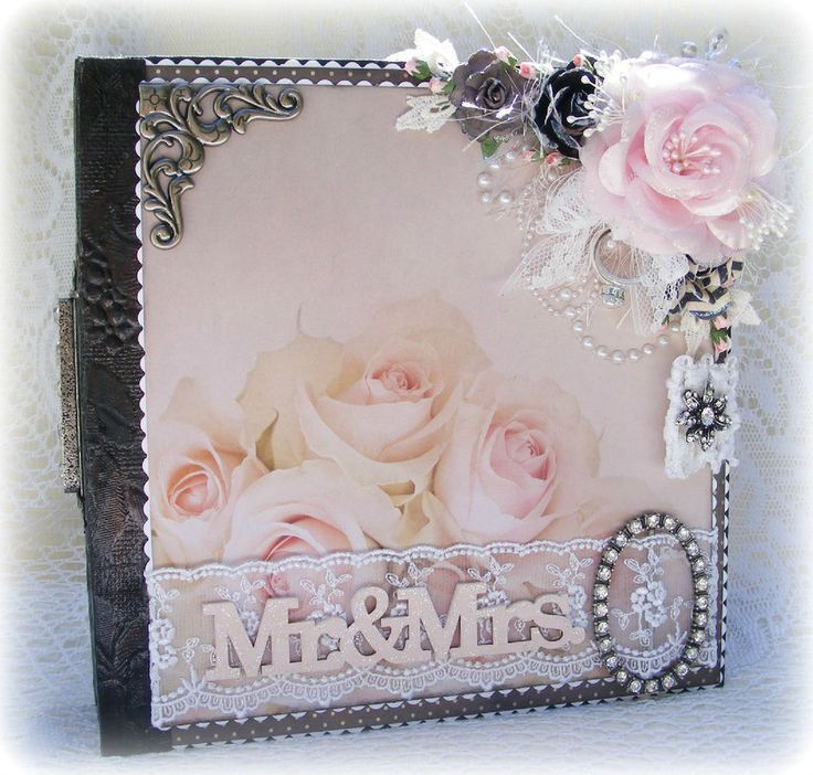 17 best images about scrapbooking wedding album ideas on