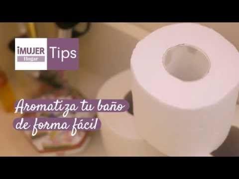 Este tip hará que tu baño huela siempre con el mejor perfume - IMujer