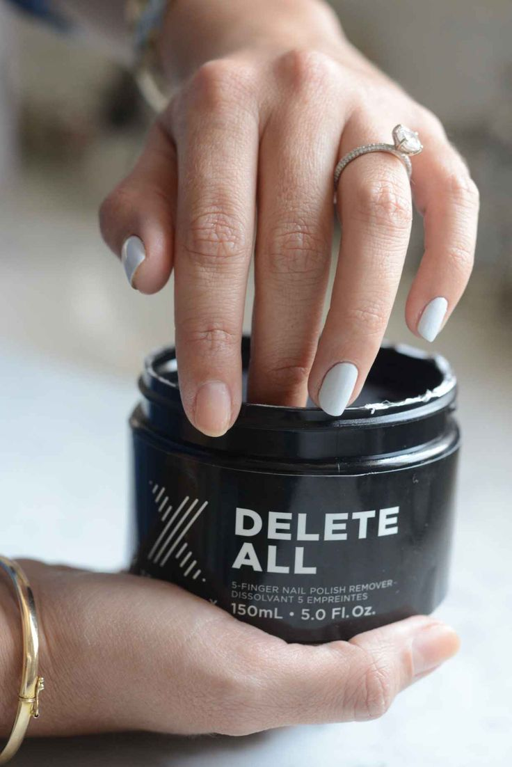 The Best At-Home Manicure - Cupcakes