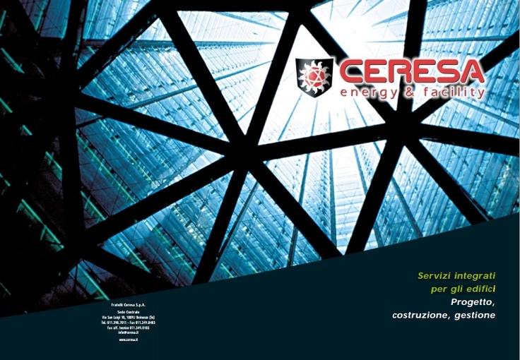 Ceresa Facility: Servizi integrati per gli edifici.  Progetto, installazione e gestione.
