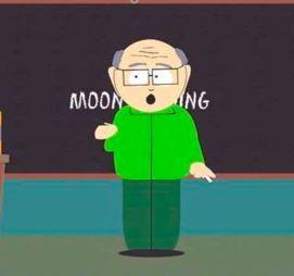 """""""Recuerden, niños, no hay preguntas estúpidas, sólo gente estúpida"""" - Sr. Garrison"""
