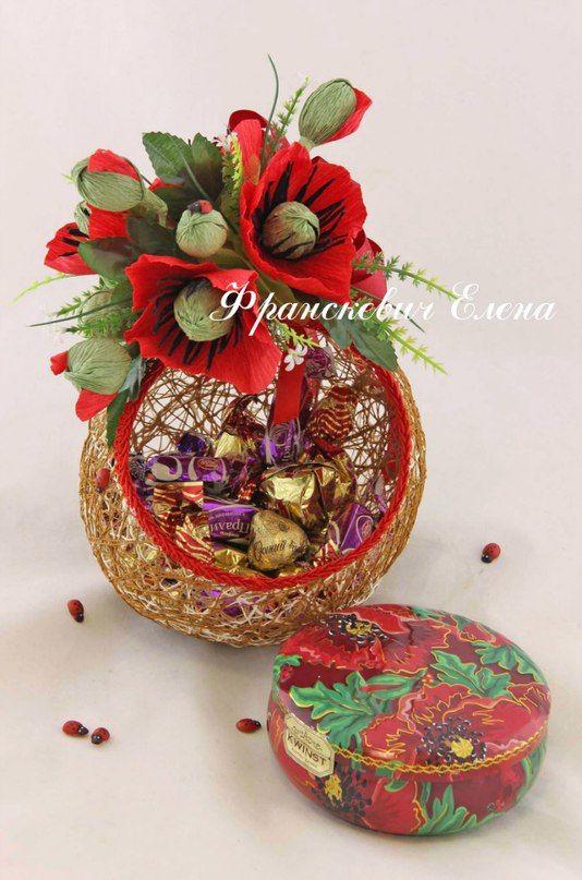 Фотографії Букеты из конфет Новокузнецк Подарки | 18 альбомів