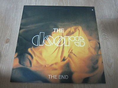 THE DOORS - The World Of Doors Unique Korea Vinyl LP 12\