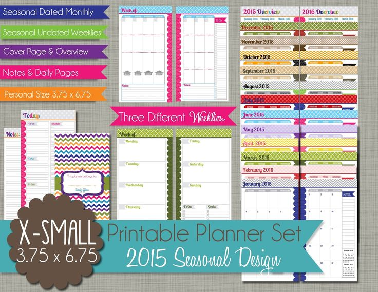 Best 25+ Daily Calendar Template Ideas On Pinterest | Hourly