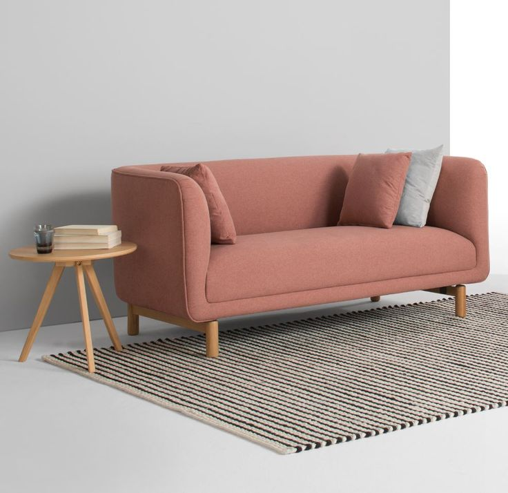 Tribeca 2 Seater Sofa, £549 MADE.COM If you've got a thing for Scandi design, you'll love Tribeca sofa collection. It's part of what we call the New Nordic look - a subtle move on from Scandi, but with a bright pop of colour.