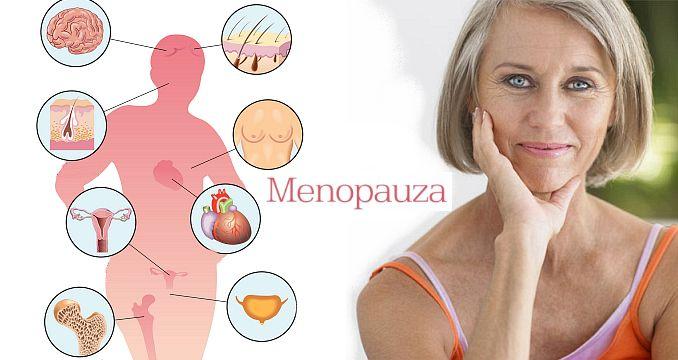 Čo jemenopauza? Menopauza alebo inak klimaktérium je prirodzená fáza užien, ktorá prichádza najčastejšie od 40 – 55 roku života. Stávajú sa aj prípady, keď menopauza zavíta v30 tke alebo v60 tke. Je to vlastne koniec menštruácie, spôsobený kvôli zníženej funkcii vaječníkov atým pádom aj vylučovania
