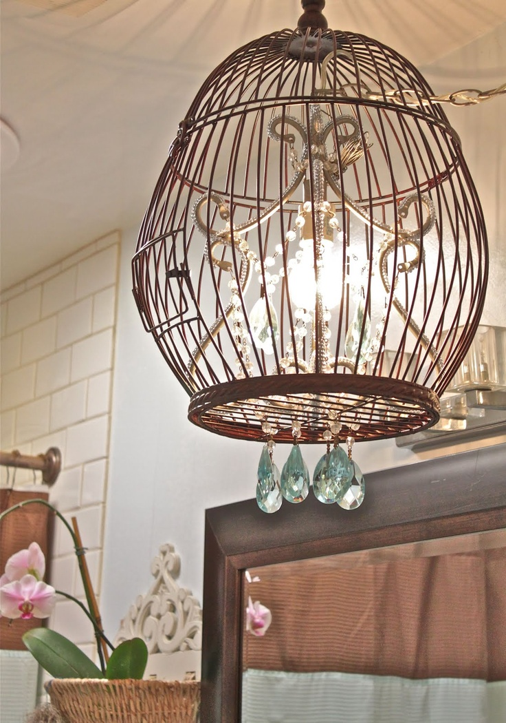 11 best images about chandelier diy ideas on pinterest. Black Bedroom Furniture Sets. Home Design Ideas