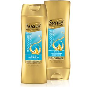 Moroccan Infusion Shine Shampoo - Salon-proven to add shine as well as Moroccanoil® Moisture Repair.