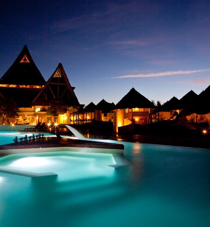 Zanzibar at dusk #Jetsetter