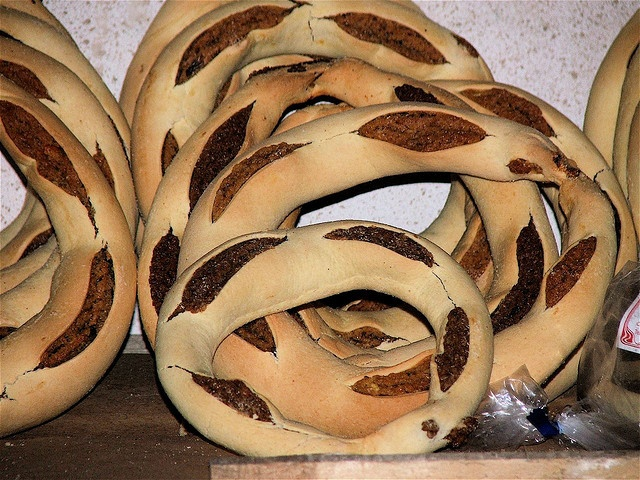 Traditional Maltese Honey Rings │ #VisitMalta visitmalta.com