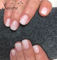 Nails  Babyboomer  Nageldesign  Salsera Nails & Lashes  Beauty