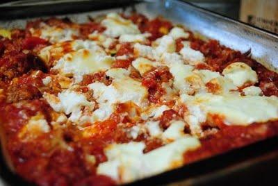 Zucchini Ribbon Lasagna | Recipes | Pinterest