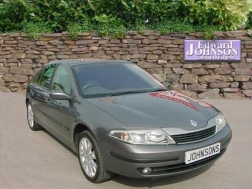 1993-2007 Renault Laguna I-II Workshop Repair Service Manual