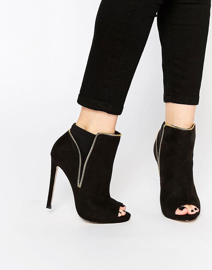 ASOS+EXPORT+Zip+Shoe+Boots