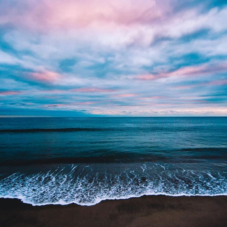 """""""For whatever we lose (like a you or a me), it's always our self we find in the sea."""" ― E.E. Cummings . . . Photographer : @robinthesky . . . Location : Avon-by-the-Sea, New Jersey . . . #theurbanhowl #wakeupanddream #newjersey"""