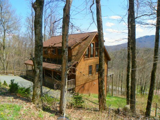 Hideaway Mountain - Cabin rentals in NC, NC cabin rentals, cabins in Boone NC