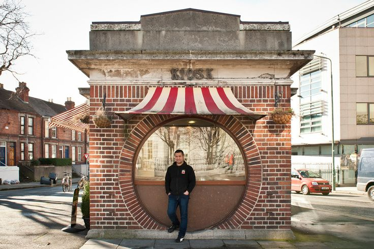 Sunil Sharma, The Kiosk Lwr Lesson St Bridge, Dublin 2