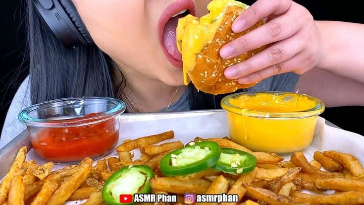 How do you eat a hamburger with dentures