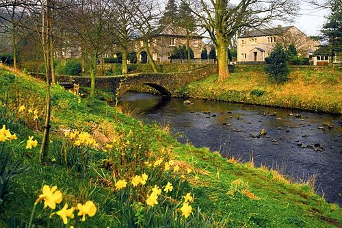 kayat kandi: in the Yorkshire Dales