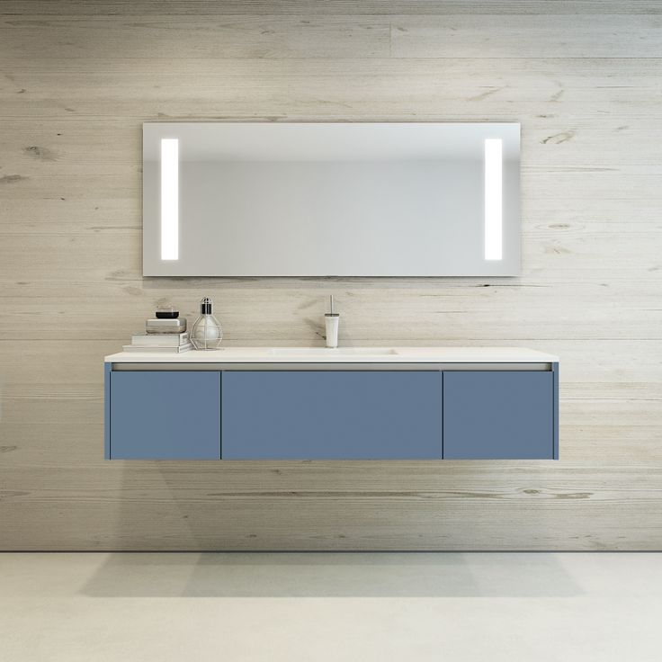 Stilrent og tidløst design til badet - Model Mono | HTH