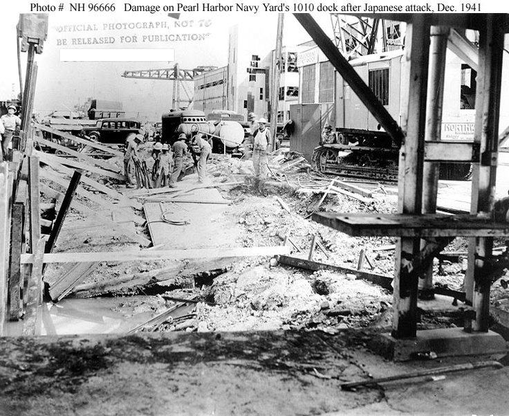 a history of the pearl harbor attack in hawaii Pearl harbor: a short history before dec 7, 1941 by:  believed to be the first bomb dropped on pearl harbor, hawaii, in the sneak-attack on dec 7, 1941,.