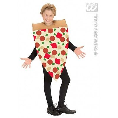 M/l #unisex boys girls slice of pizza costume child size for food #theme #fancy d,  View more on the LINK: 	http://www.zeppy.io/product/gb/2/301966866976/