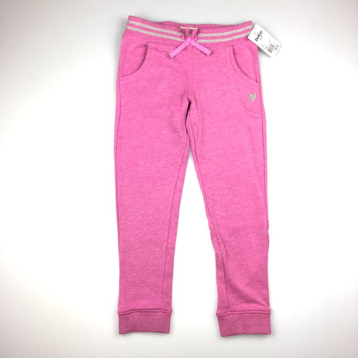 OSH KOSH, pink track pants, BNWT, girl's size 6, $19 (RRP $39.99) #kidsfashion #girlsfashion