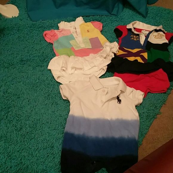 Polo Baby girl size 3 month like new polo outfits Polo by Ralph Lauren Other