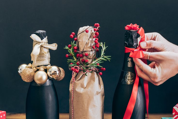 13 Festive Ways To Gift A Bottle This Holiday Season