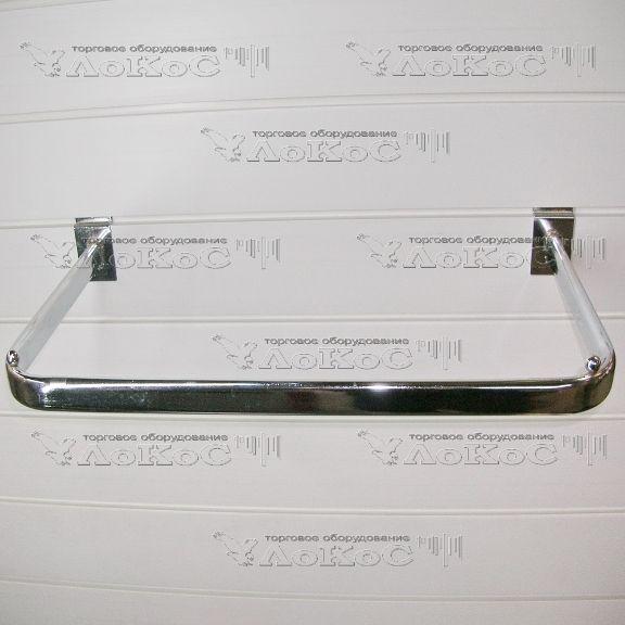 Кронштейн П-образный, хром, F114