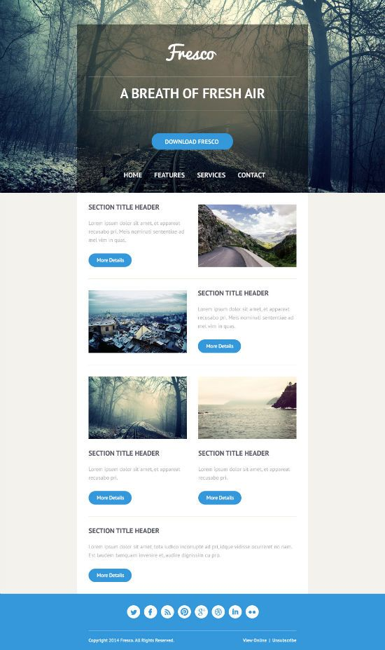 188 best Inspirational Emails images on Pinterest | Email templates ...