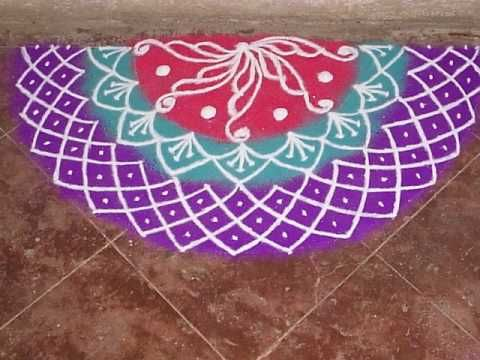 Some Rangoli Design Just4You