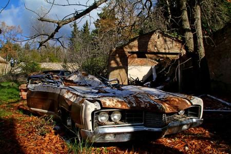 abandoned  Photo by peter halas — National Geographic Your Shot