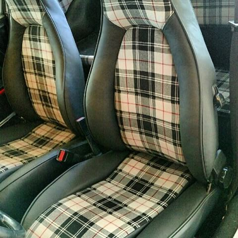 Image Result For Custom Vintage Sports Car Seats Car Interiors
