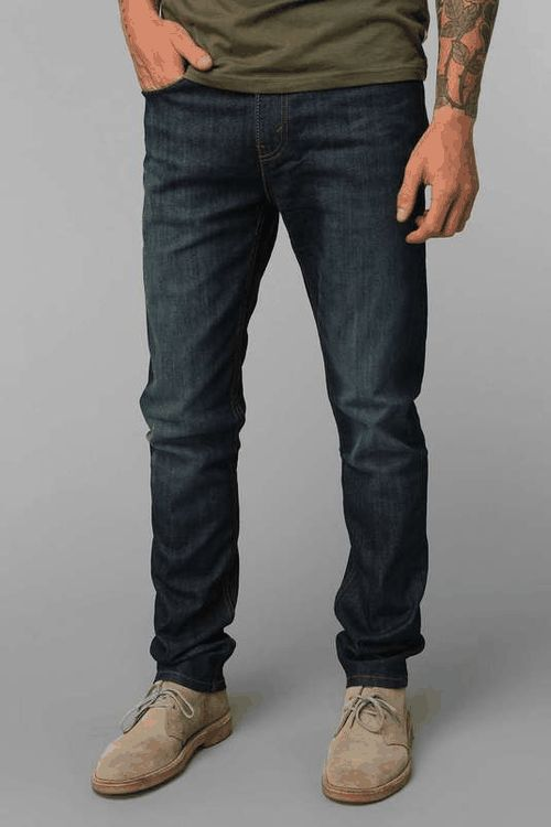 Levi's | 510 Midnight Skinny Jean #levis #skinny #jeans how jeans should fit