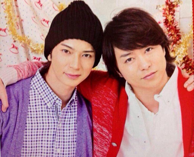 Matsumoto Jun and Sakurai Sho.